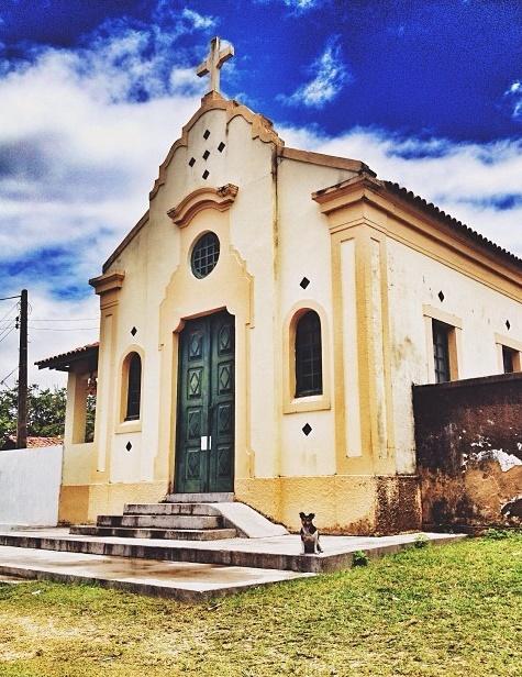 Igreja de São Sebastião - Pontal do Cupe